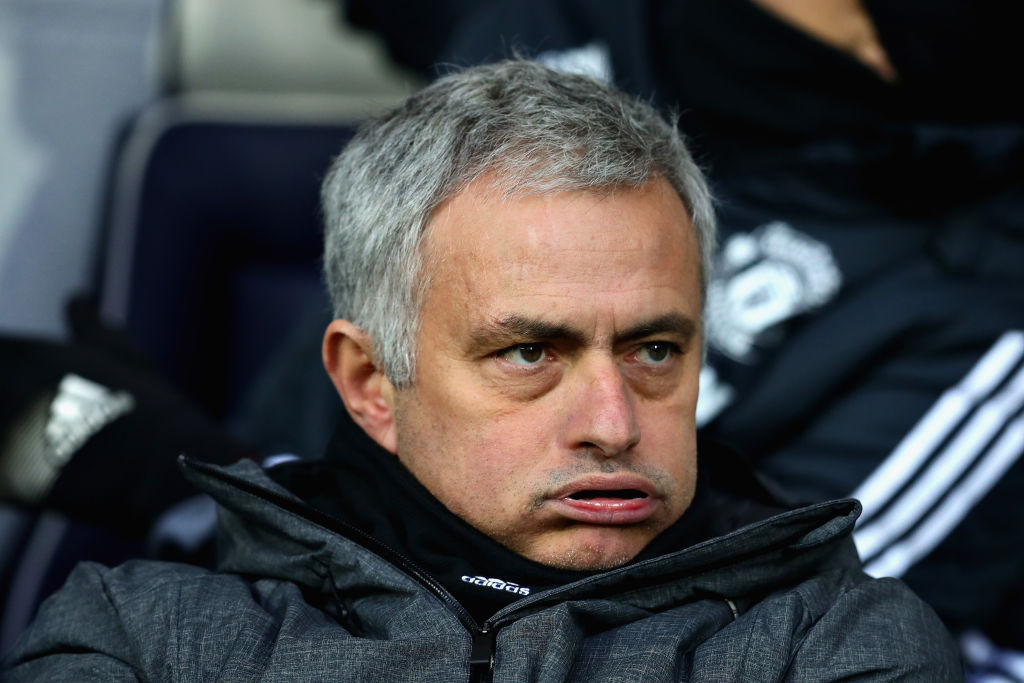 Jose Mourinho lays blame on Ashley Young for Leicester City's late equaliser