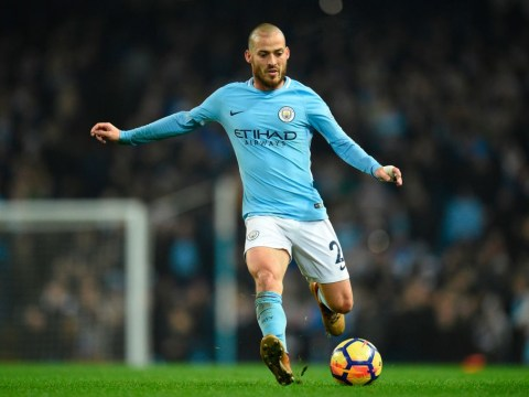 David Silva absent again for Man City with playmaker omitted for Newcastle game