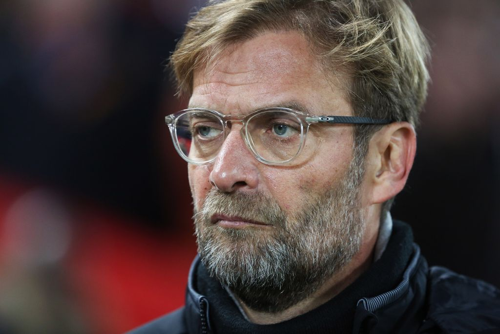 Jurgen Klopp speaks out on Philippe Coutinho future after record Virgil van Dijk transfer