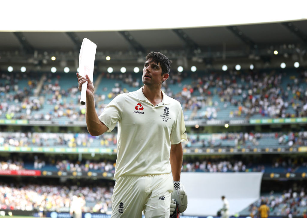 The Ashes: Alastair Cook silences critics with superb century in Melbourne