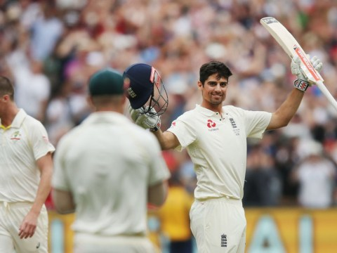 England batsman Alastair Cook joins elite list with stunning Ashes double century