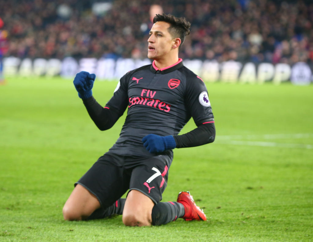 Arsenal fans convinced Alexis Sanchez will join Manchester City in January after Kevin De Bruyne and Gabriel Jesus injuries