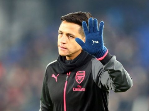 Alexis Sanchez DID return to Chile as agent pleads with Manchester City to sign him in January
