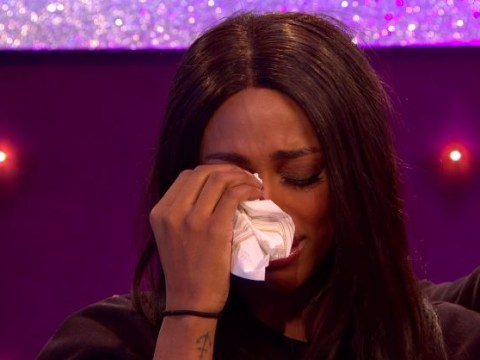 Alexandra Burke suffered a secret illness during her final Strictly weeks