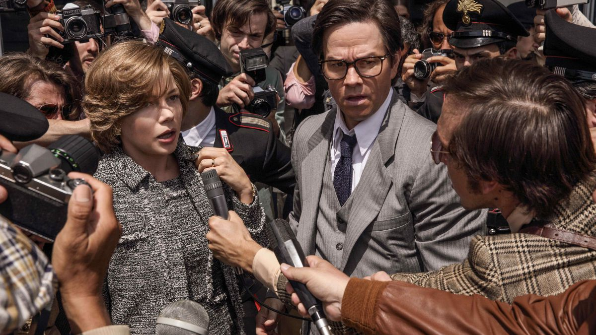 Mark Wahlberg 'negotiated All The Money In The World reshoot fee' despite co-stars doing it for free