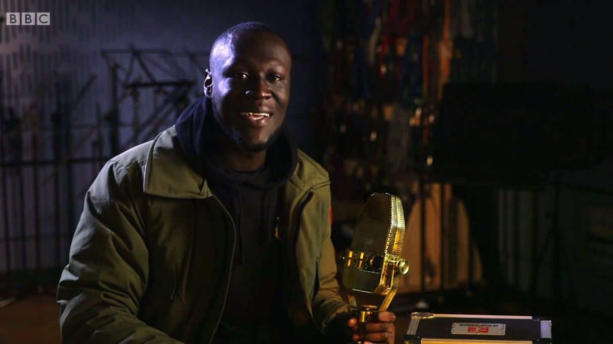 Stormzy, Rag'n'Bone Man and Foo Fighters all win big at BBC Music Awards 2017
