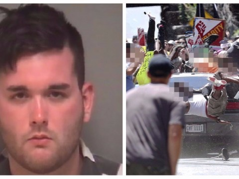 Charlottesville locked down as man charged with murder over white supremacist march appears in court