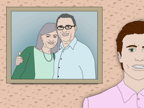 If your parents are rich, stop pretending you're poor