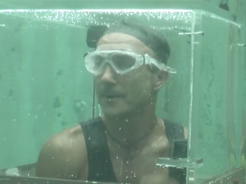Dennis Wise 'gets off to a better start than Iain Lee' on underwater Bush Tucker Trial Temple Of Gloom