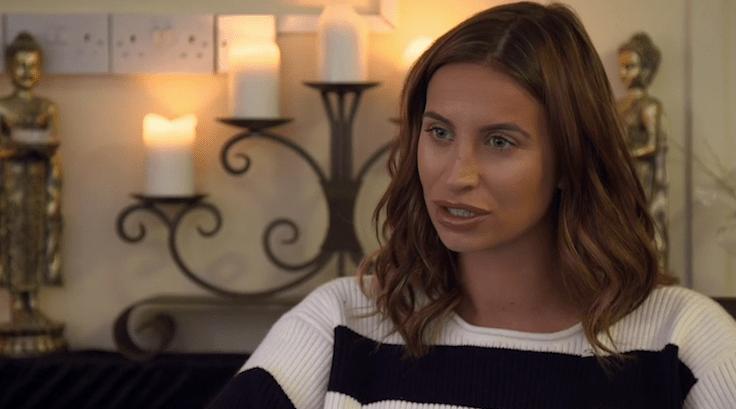 ITV / Ferne McCann: First Time Mum