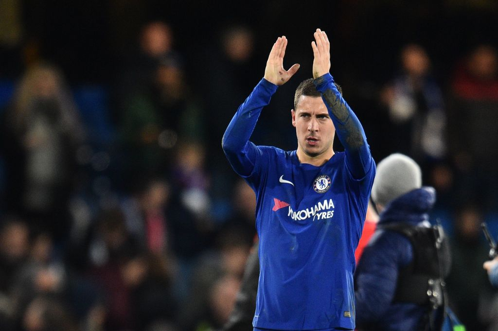 Sorry, Cristiano: Eden Hazard claims Lionel Messi is the best player in the world