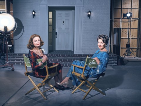 It's an absolute travesty that Feud: Bette And Joan hasn't won any awards this season