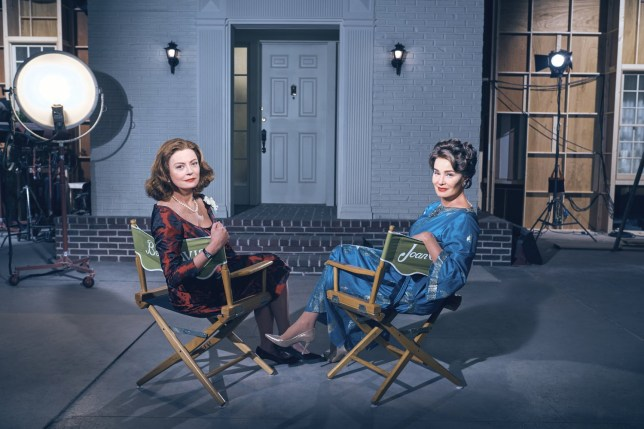Susan Sarandon and Jessica Lange star in Feud: Bette and Joan
