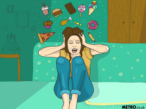 How to know if you're living with a binge eating disorder
