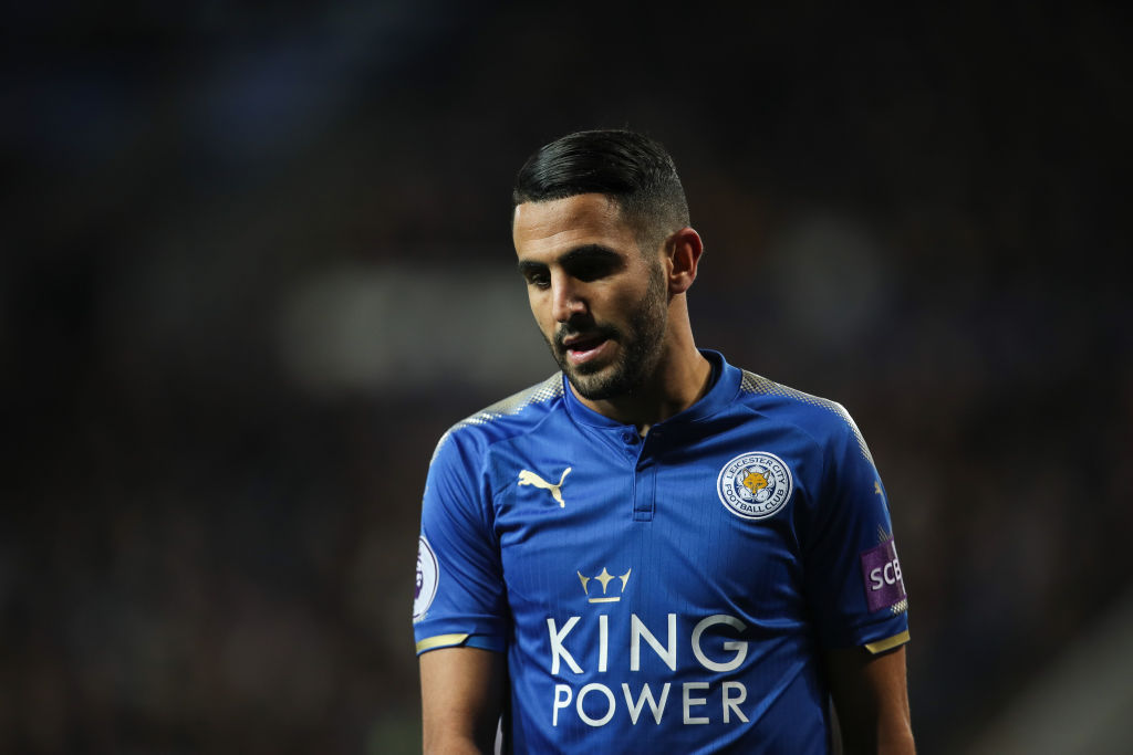 Riyad Mahrez opens up on failed Arsenal transfer