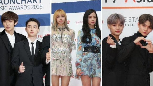 From EXO to BlackPink, here are the K-Pop acts to watch for