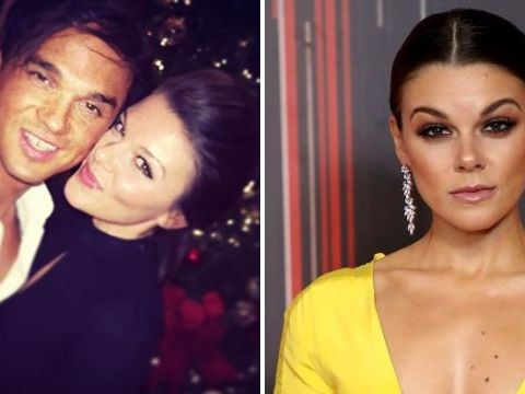 Gareth Gates 'stands united' with girlfriend Faye Brookes after the Coronation Street star's sex tape leaks