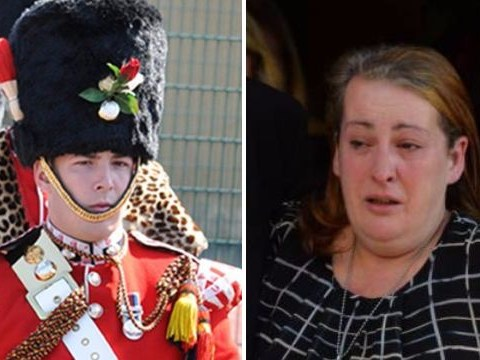 Lee Rigby's mother finally finds peace four years on