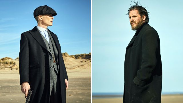 The Peaky Blinders series 4 finale has all the smouldering Tommy and Alfie tension you could want