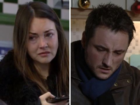 EastEnders spoilers: All over for Stacey and Martin Fowler as she leaves him