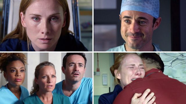 Holby City spoilers: Who dies as a life changing event rocks the hospital in special double episode?