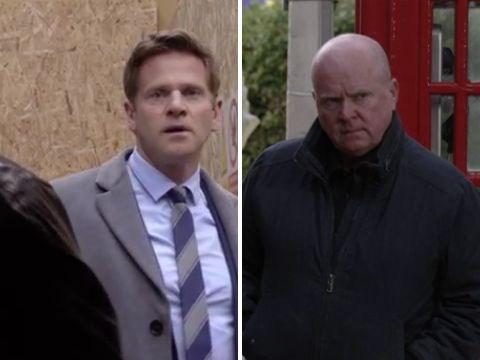 EastEnders spoilers: Is Luke Browning dead as Phil Mitchell strikes?