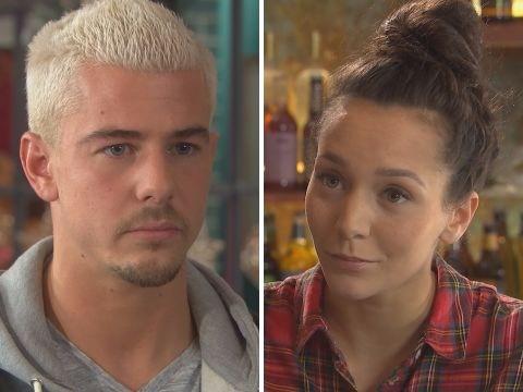 Hollyoaks Christmas spoilers: Joel Dexter and Cleo McQueen reunite at last?
