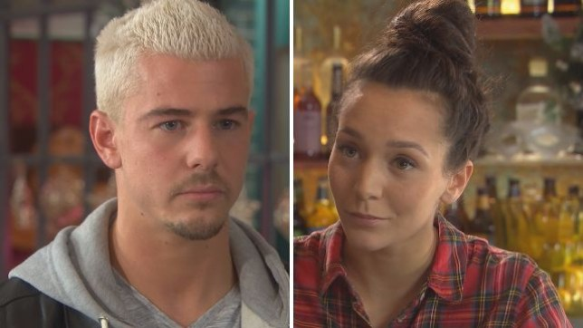 Joel and Cleo are on the cusp of a reunion in Hollyoaks