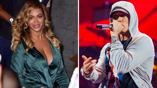 Beyonce and Eminem set to headline Coachella 2018