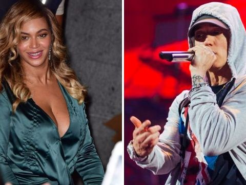 Beyonce and Eminem set to headline Coachella 2018