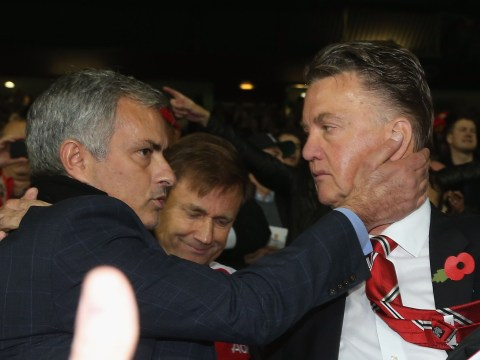 Louis van Gaal tears into Jose Mourinho's 'boring football' at Manchester United