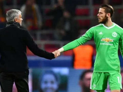 Jose Mourinho claims David De Gea is his THIRD best goalkeeper ahead of CSKA Moscow clash