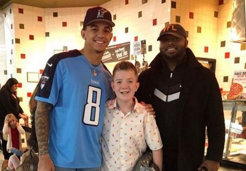 Keaton Jones to be 'shown a better world' by stars who stand by invites despite 'mother's racist comments'