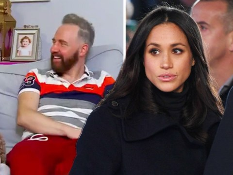 Gogglebox's Stephen Webb calls Meghan Markle 'trouble' after watching engagement interview