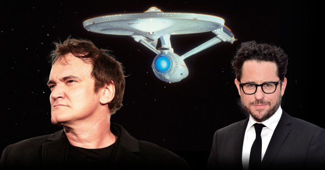 Quentin Tarantino to team up with JJ Abrams for new Star Trek movie?