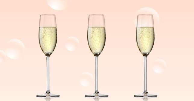 How the bubbles in champagne indicate its quality