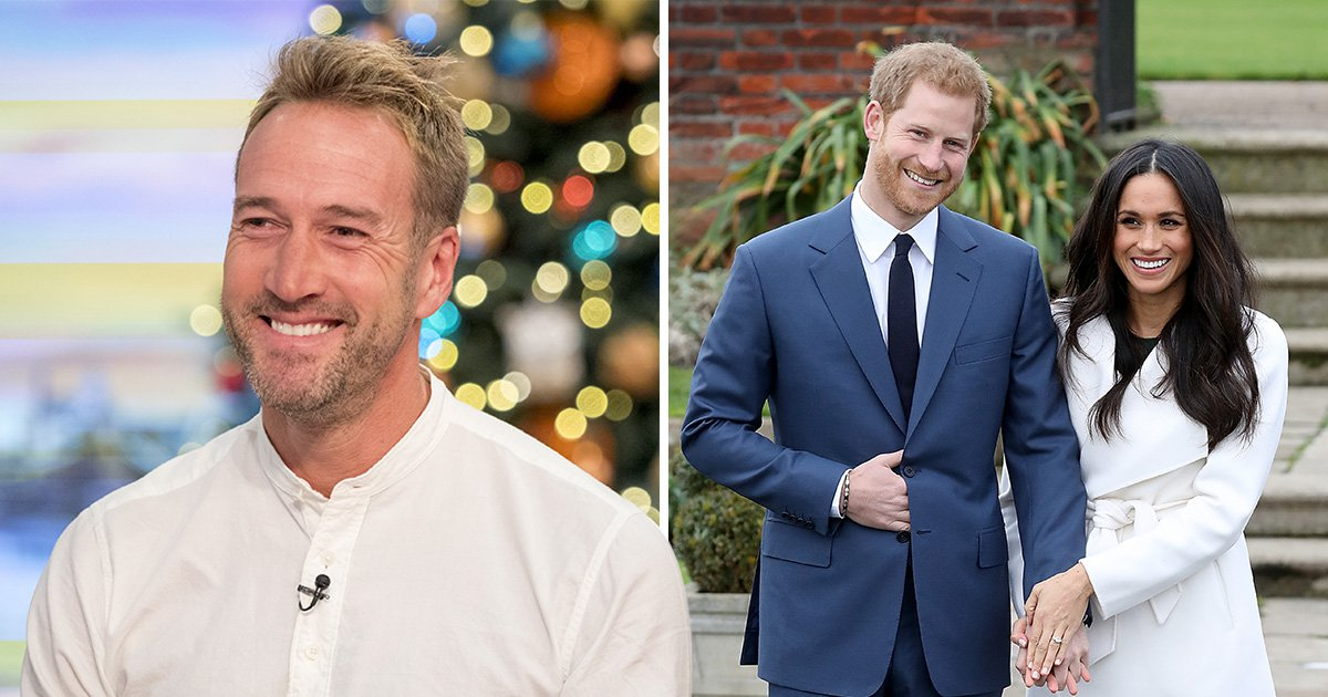 'That's a couple in love': Ben Fogle has his say on Prince Harry and Meghan Markle's engagement