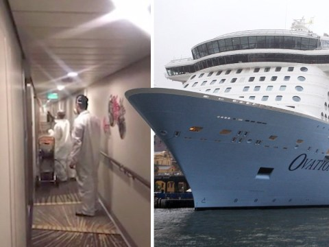 200 people struck down with diarrhoea on cruise ship offering bottomless buffet