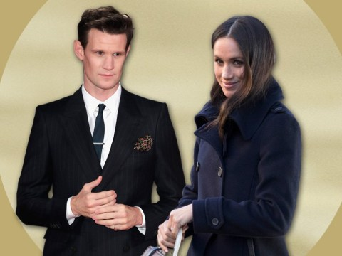 Matt Smith 'feels sorry' for Meghan Markle now that she's marrying into royalty
