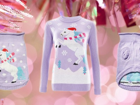 Aldi releases a line of matching Christmas jumpers for you and your pets