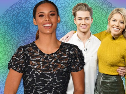 Rochelle Humes on Strictly's Mollie King and AJ Pritchard: 'Everyone's desperate for a romance'