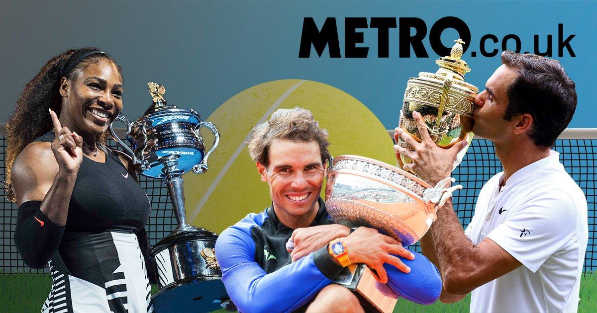 Metro.co.uk Tennis awards 2017: Roger Federer, Serena Williams & Rafael Nadal all honoured