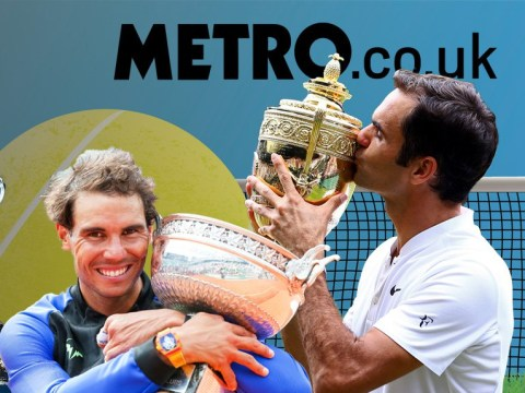 Metro.co.uk Tennis awards 2017: Roger Federer, Serena Williams & Rafael Nadal all honoured