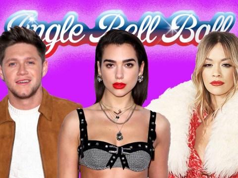 Niall Horan, Dua Lipa and Rita Ora lead star arrivals on red carpet for Capital's Jingle Bell Ball