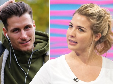 Gemma Atkinson and Gorka Marquez finally spotted sharing a kiss after Strictly tour rehearsals