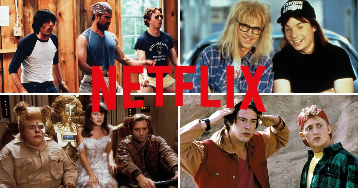 10 Netflix comedies for when you want to shut off your brain