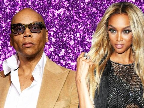 America's Next Top Model and RuPaul's Drag Race are uniting and our minds are blown
