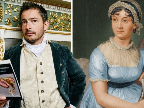 Giles Coren aims to prove Jane Austen books were rubbish in new documentary