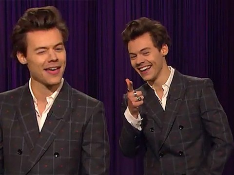 Harry Styles steps in to front The Late Late Show after James Corden's wife goes into labour