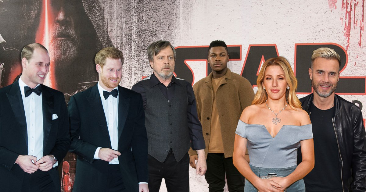 Ellie Goulding confirms Star Wars: The Last Jedi cameo but who else will pop up?